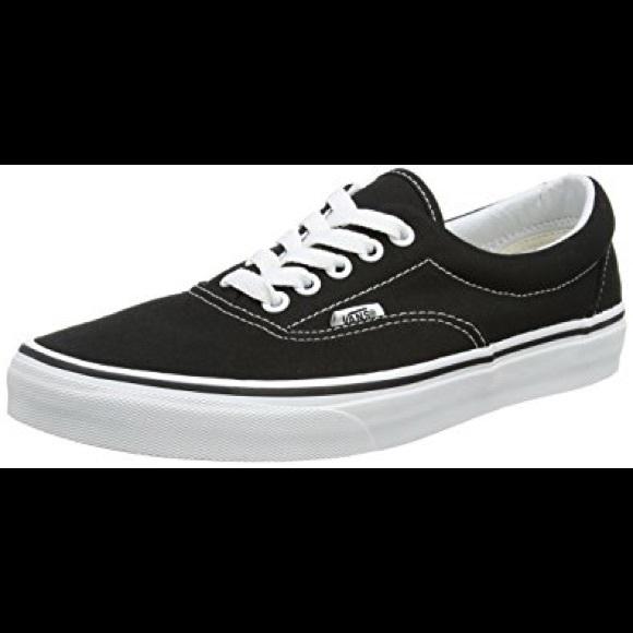 brand new 170b8 b31c5 {VANS} Era - black & white